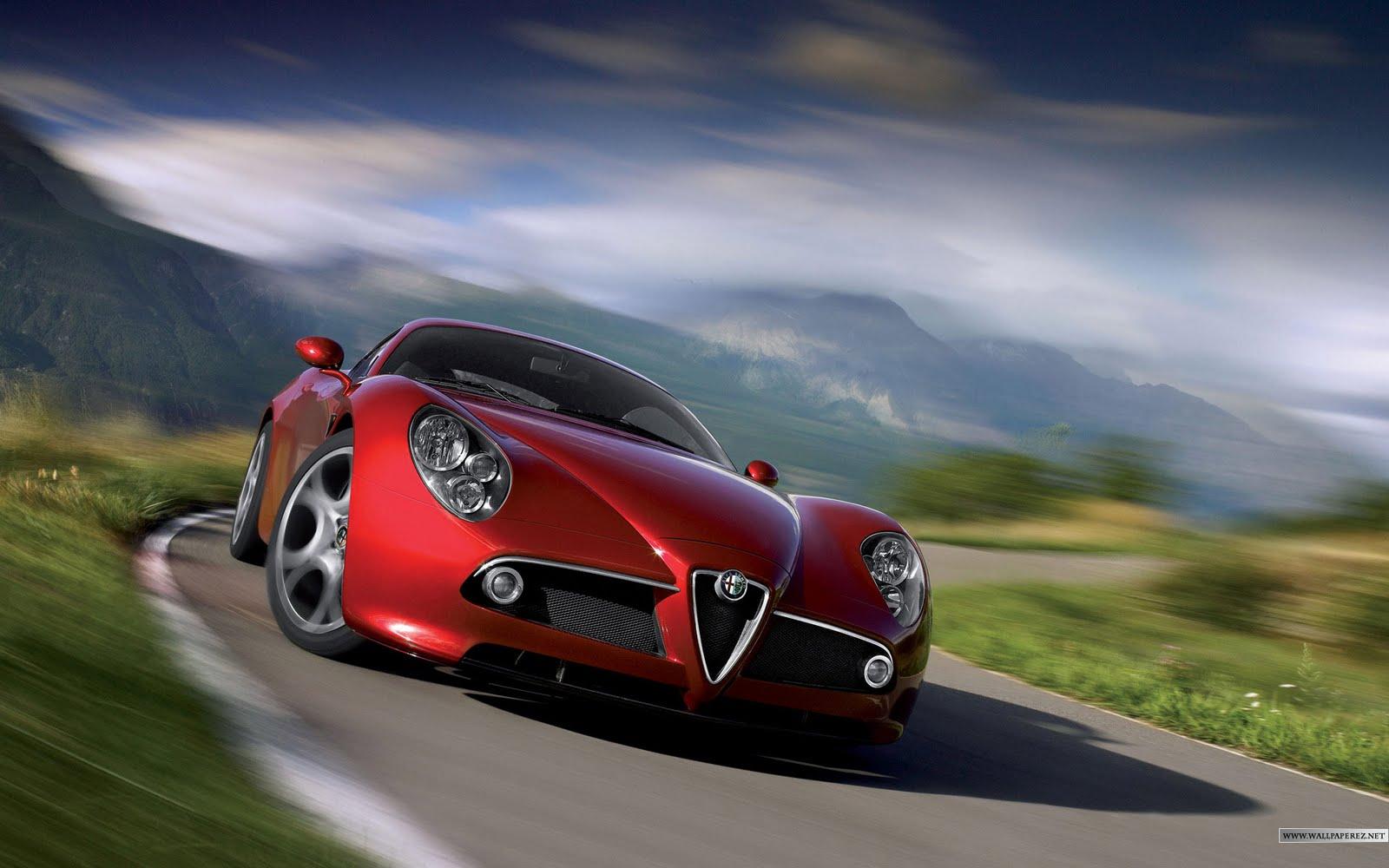 Alfa Romeo Used Car