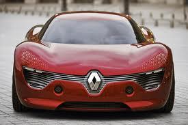 Renault DeZir Desktop Wallpaper
