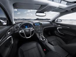 Buick Regal Interior