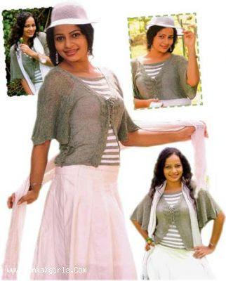 srilanka Actress Umayangana Wickramasinghe
