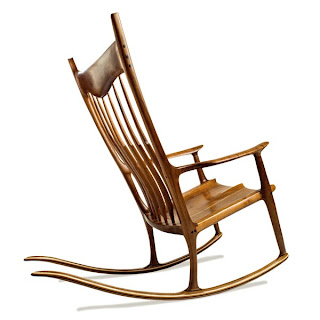 Maloof Inspired Rocker