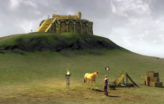 LOTRO Amon Raith in North Downs
