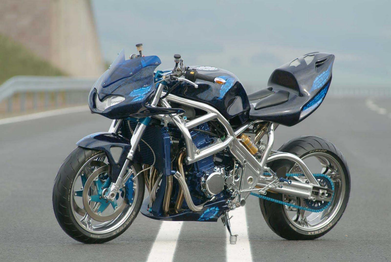 [Motos Tuneadas - Imagenes] - Autos y Motos - Taringa!