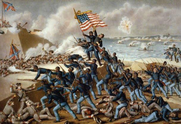 Guerra de Secesion de Estados Unidos de America