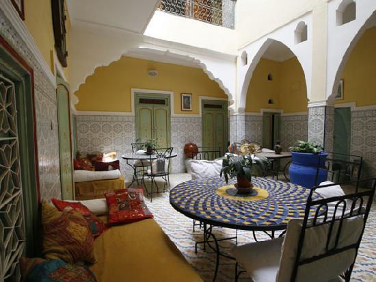 Riad Alexandra Marrakech Moroccan Interior Design