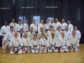 Sho-Rei-Shobu-Kan Hombu Dojo