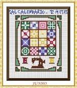 SAL Calendario - 12 meses