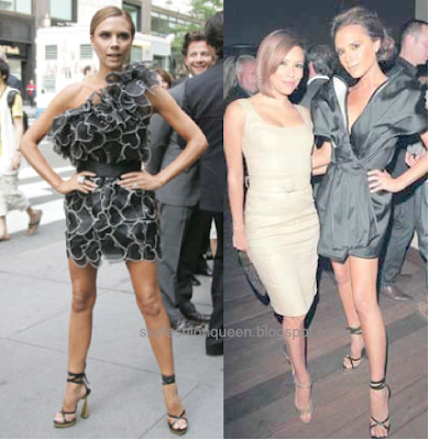 victoria beckham heels with no heel. Celebrity shoes: Victoria