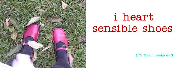 i *heart* sensible shoes