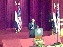 President Obama in Cairo University