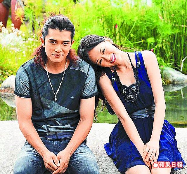 Here is what she was shocked aboutChen Qiao En Boyfriend 2013