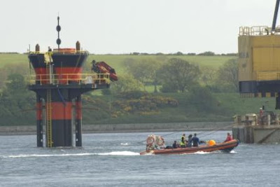 strangford loch, seagen, tidal power, tidal energy