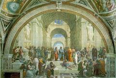 Escola de Atenas - Rafael