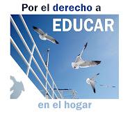 Manifestación de blogs por la libertad educativa