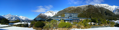 My New Zealand Vacation, The Hermitage, Aoraki, Mount Cook, Pano197