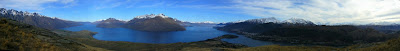 My New Zealand Vacation, Queenstown, Deer Park, Pano143