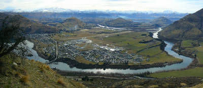 My New Zealand Vacation, Queenstown, Deer Park, Pano138