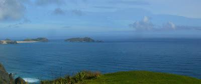 My New Zealand Vacation, Ninety Mile Beach, Cape Reinga, Pano42