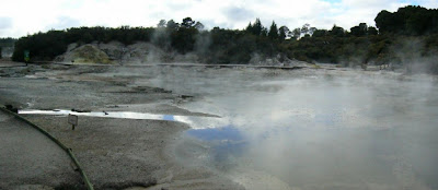 My New Zealand Vacation, Rotorua, Hell's Gate, Pano52