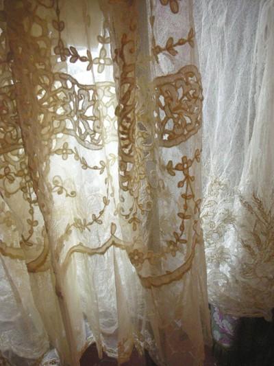 Old Fashioned Curtain Trim