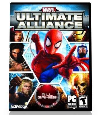 Marvel Ultimate Alliance - Pc Game Full