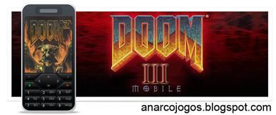 uma adaptacao bem interessante do jogo doom para celular o jogo