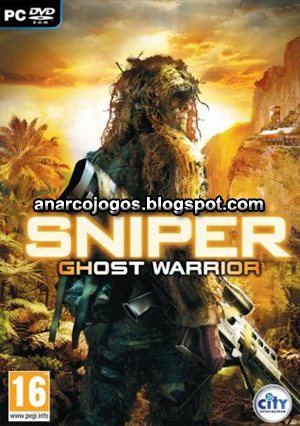 Download Sniper Ghost Warrior PC Baixar