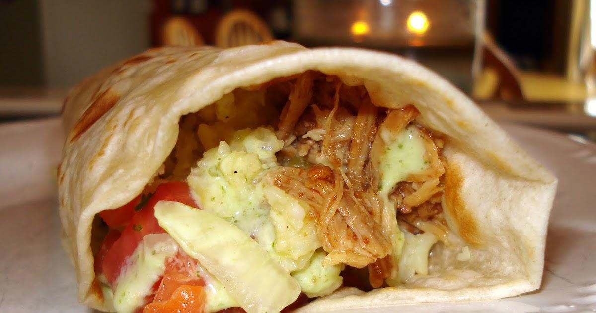 Burrito Cafe Rio