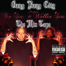 GANG BANG CITY PRESENTS SINNA ROW & DOE BOI THE MIXTAPE