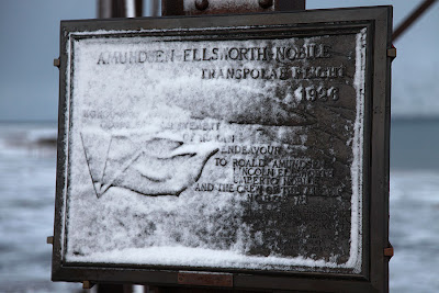 Amundsen Memorial
