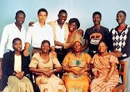 Obama & Kenyan Fam