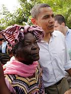 Obama & Grandma