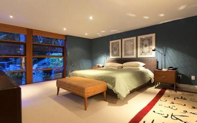 Modern Bedromm Furniture, Home Interior Design - Interior Design Decorating