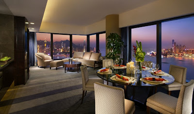 Luxury hotel Hong Kong Central District