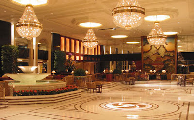 Luxury Hong Kong Hotels