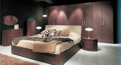 home contemporary bedroom furniture