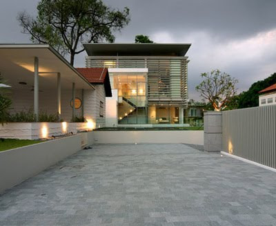 Luxury Home Exterior Architecture Photos
