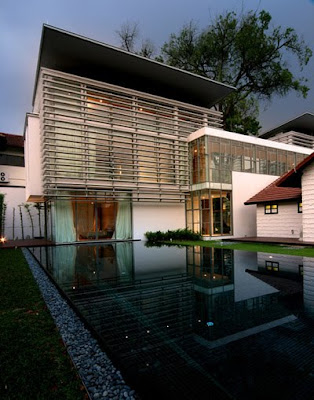 Luxury Home Exterior Architecture