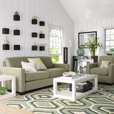 fresh spring living room rugs
