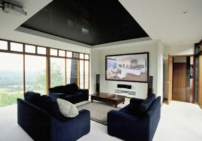 sloping roof window living space design