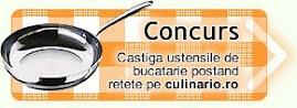 """Premiu de la """"culinario.ro"""""""