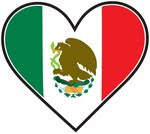 Our hearts are in Mexico...