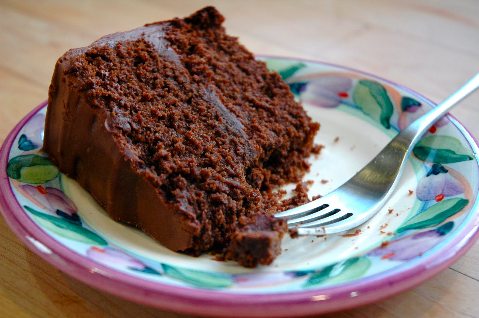 Recipe of the Week: Chocolate Mayonnaise Cake | Tea for Three