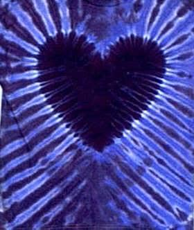 Making Art Tulip Amp Heart Tie Dye