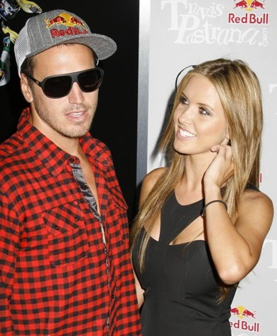 corey bohan and audrina patridge 2011. corey bohan and audrina