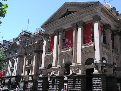Foto da Prefeitura de Melbourne
