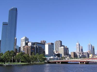 Rialto Towers - 251 metros de altura.