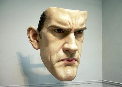 Escultura de Ron Mueck