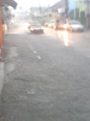 Essa foi a chuva que veio prejudiciar  muitas pessoas de jacarei