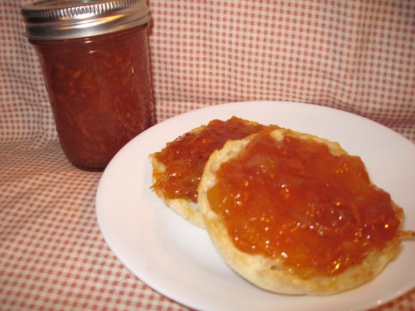 Old Farmhouse Cooking: Carrot Cake Jam